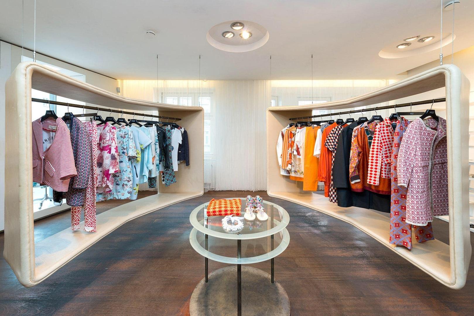 Wild Munich fashion store