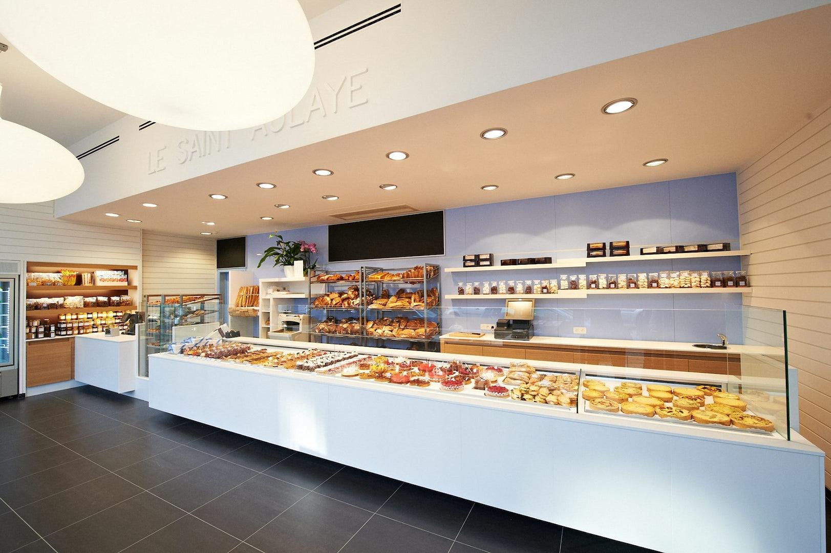 Le Saint-Aulaye bakery