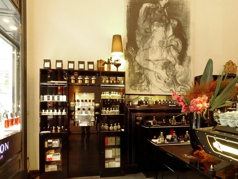 perfumes of Madison perfumery