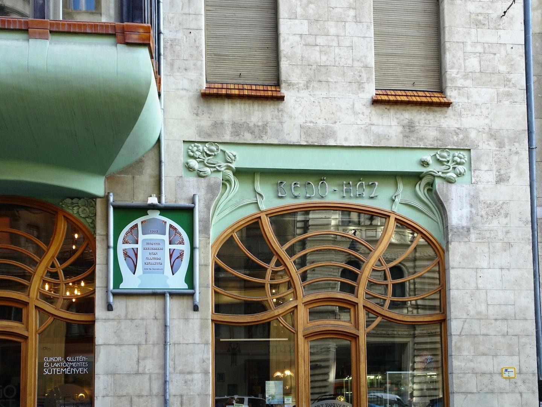House of Hungarian Art Noveau