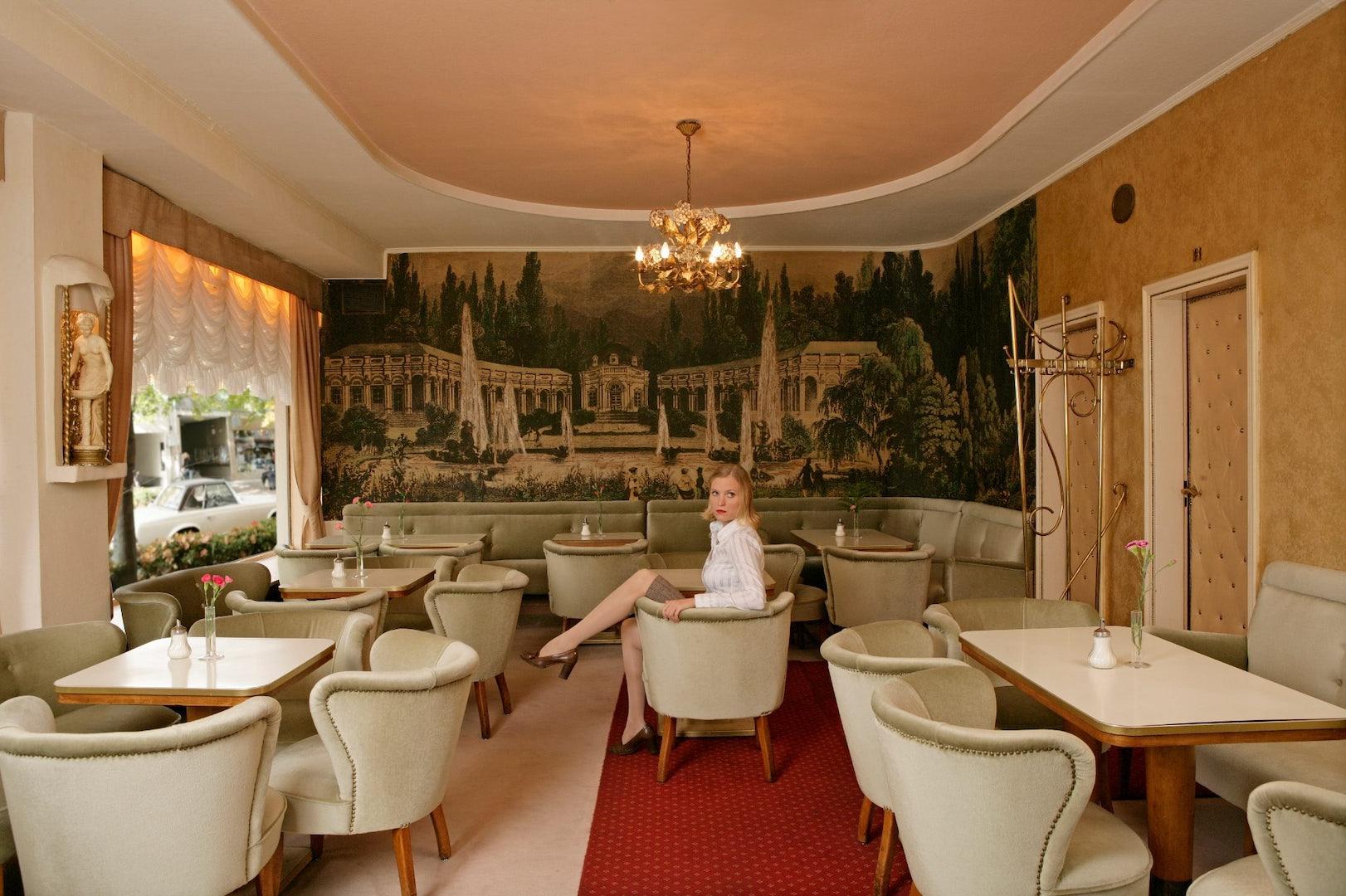 interior Cafe Jasmin