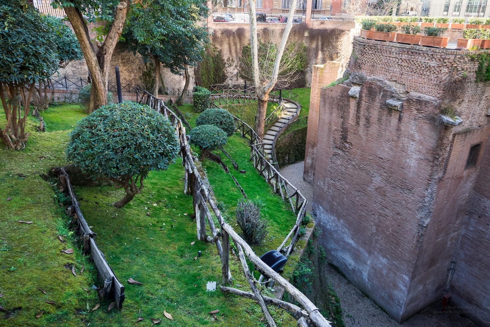 Horti Sallustiani in Rome