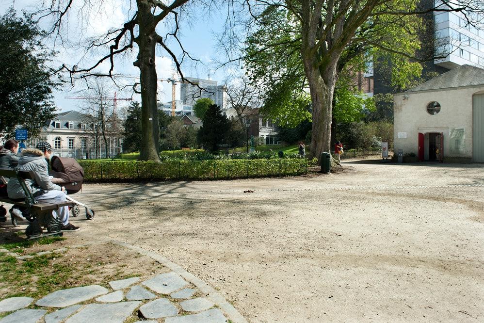 Parc d'Egmont in Brussels