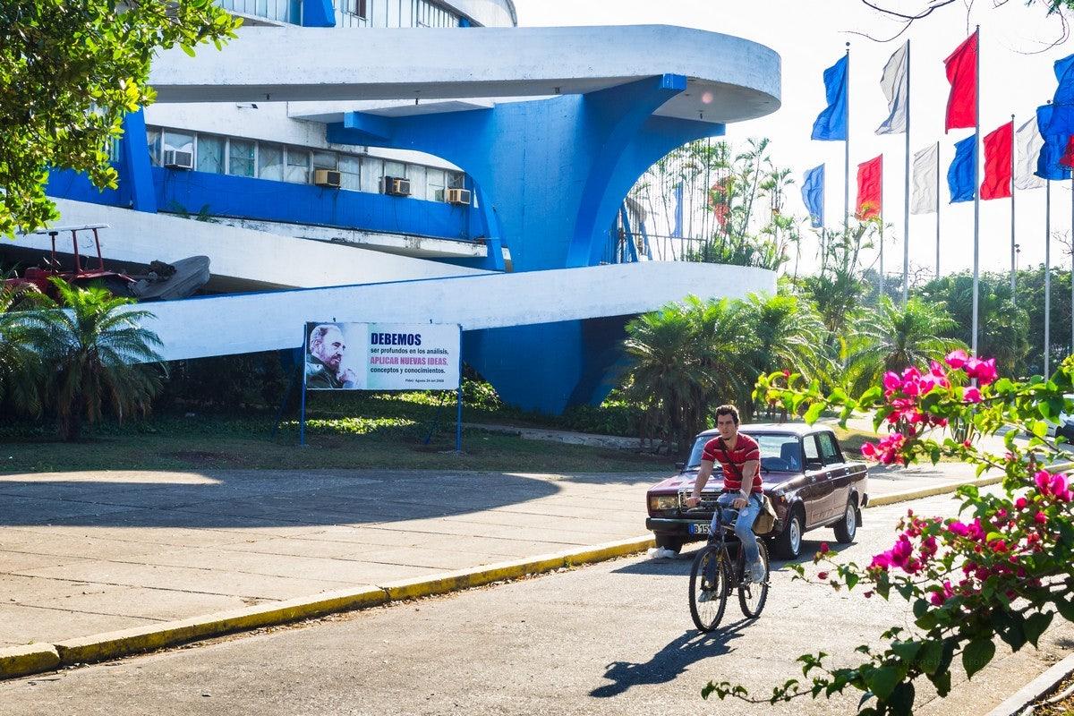 Ciudad Deportiva de Havana