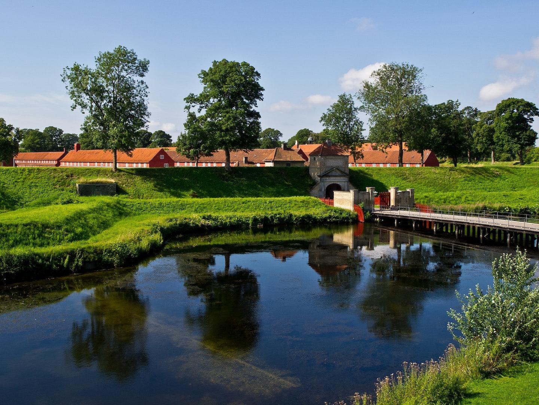 Copenhagen Citadel park