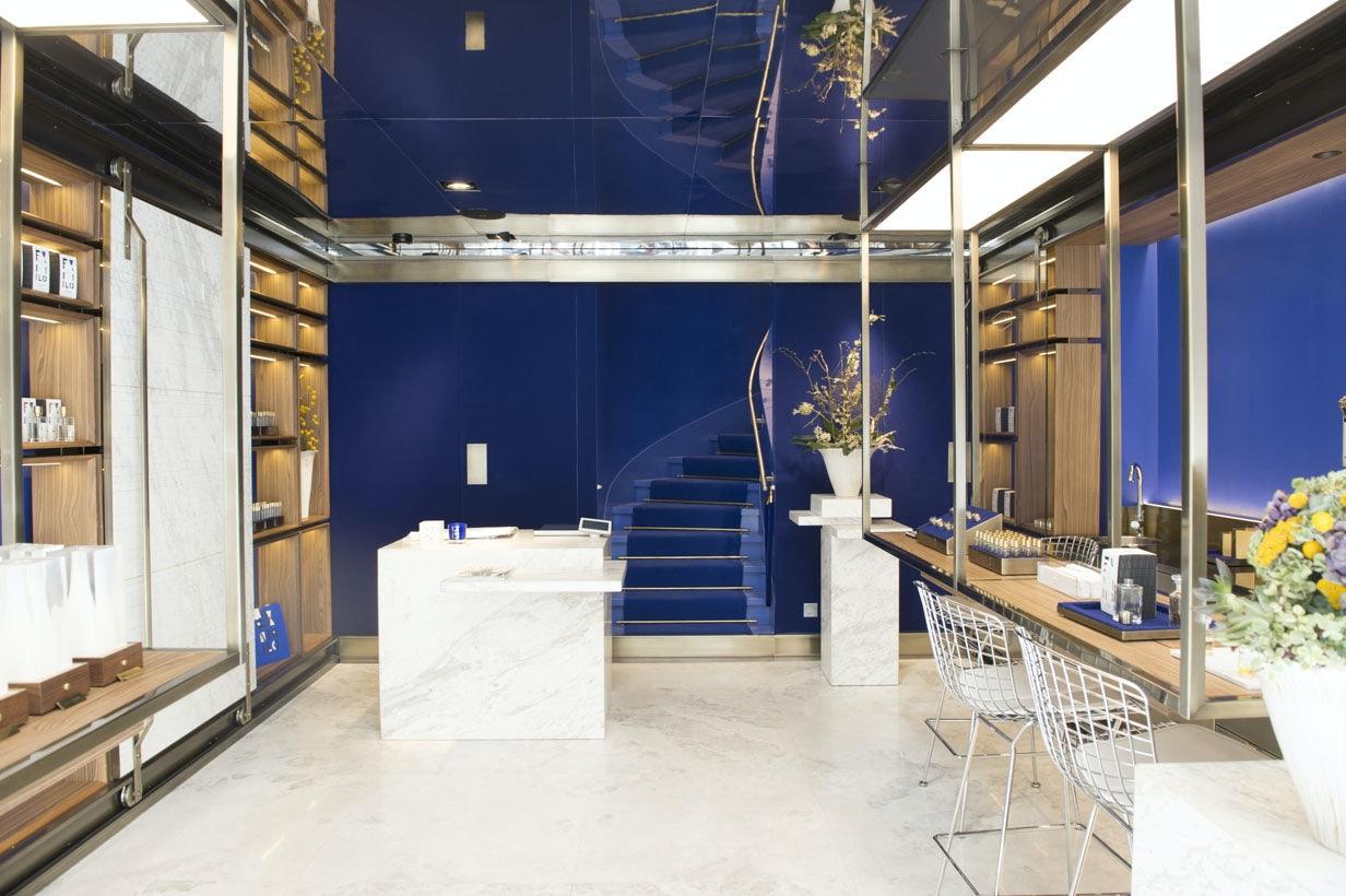 Ex Nihilo store in Paris