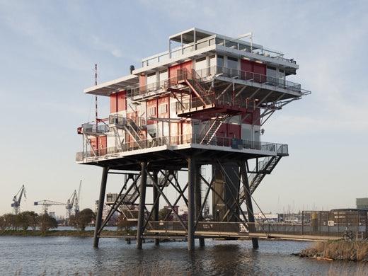 Amsterdam - REM-Eiland