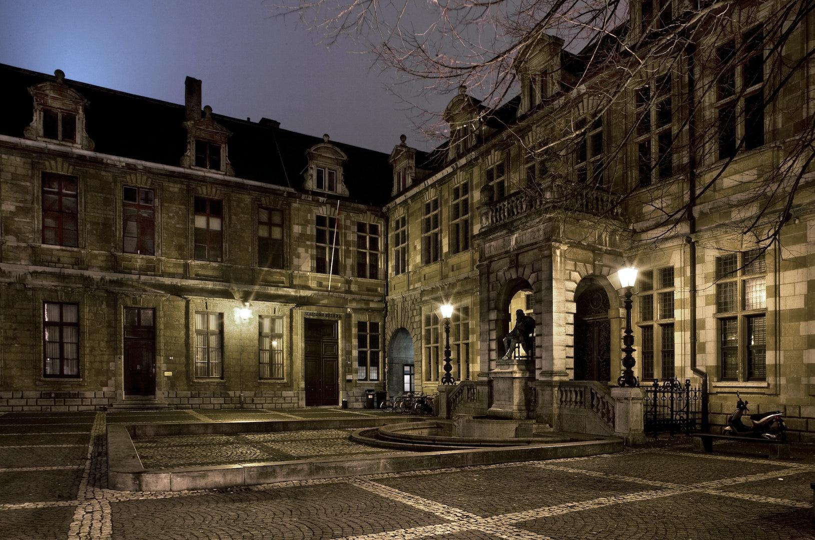 Hendrik Conscienceplein in Antwerp
