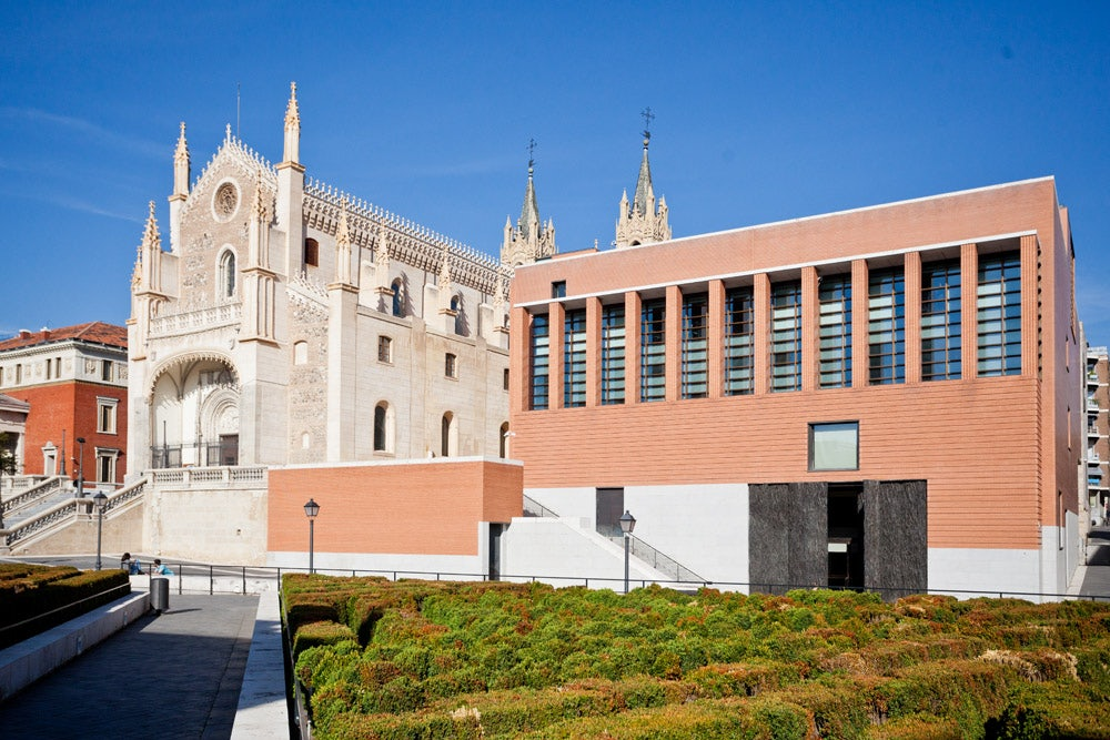 Jeronimos Extension of the Prado Museum