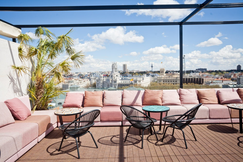 5 Amazing Rooftop Bars In Madrid The 500 Hidden Secrets