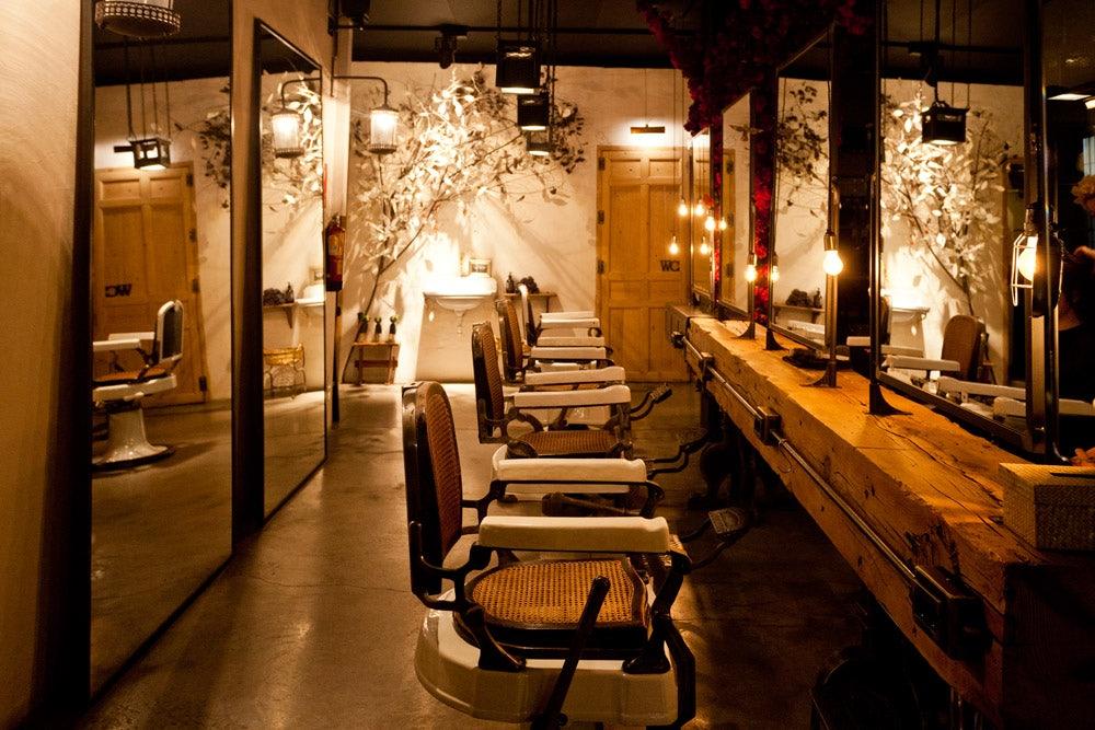 Isaac Salido beauty studio
