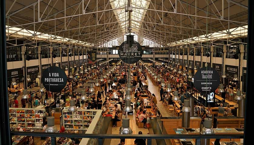 Mercado da Ribeira by Time Out