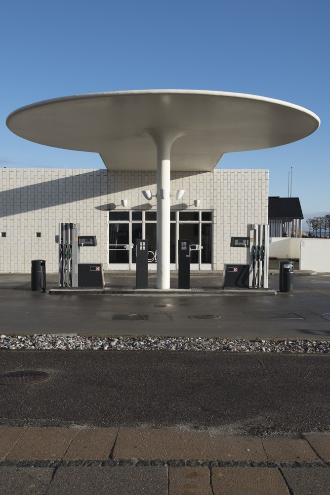 SKOVSHOVED Petrol Station