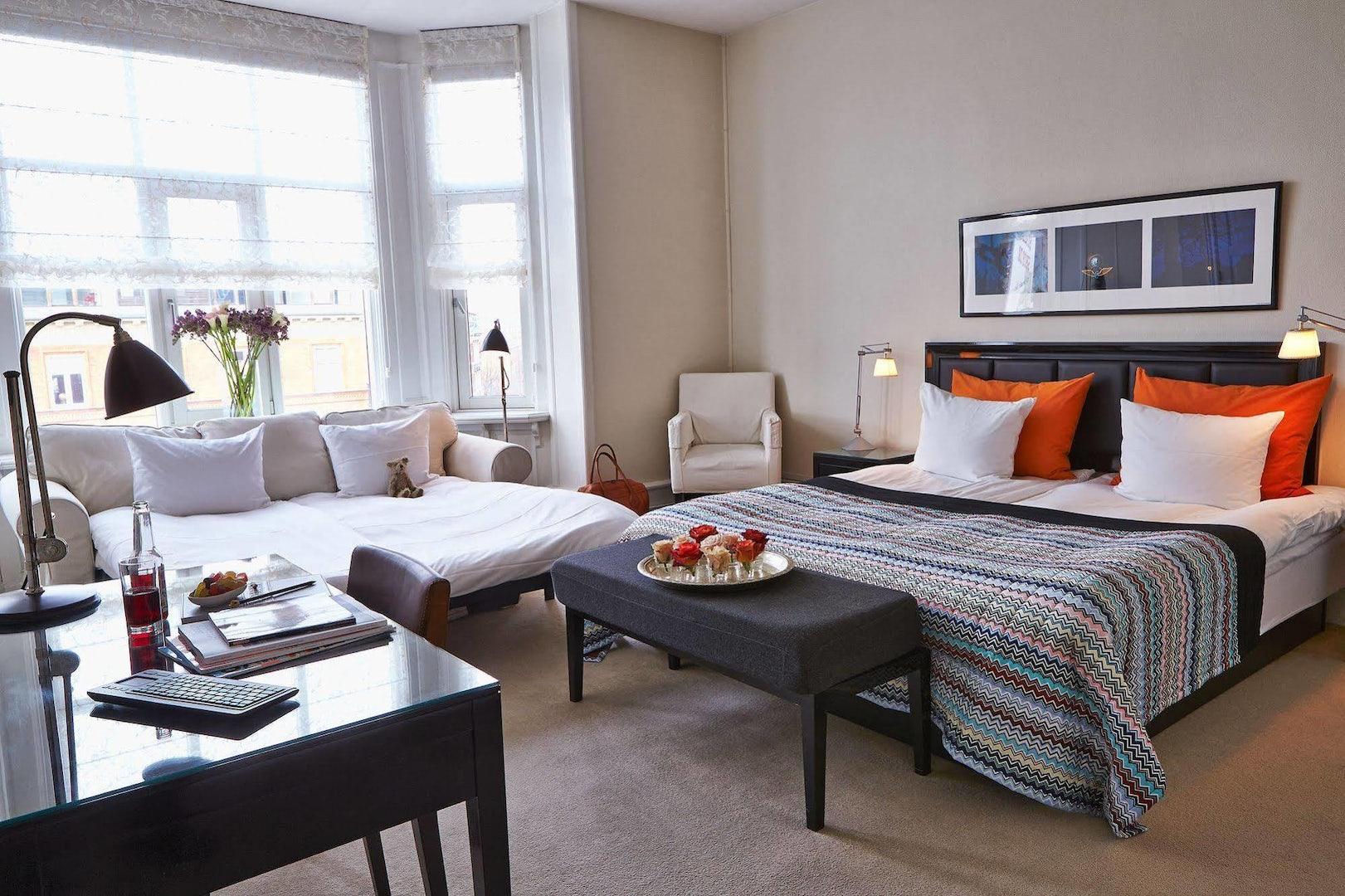 avenue hotel room copenhagen
