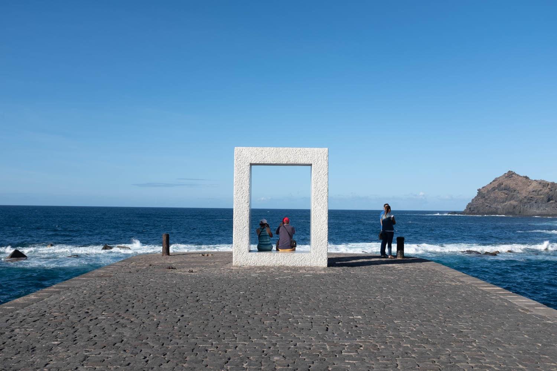 door without door by Kan Yasuda