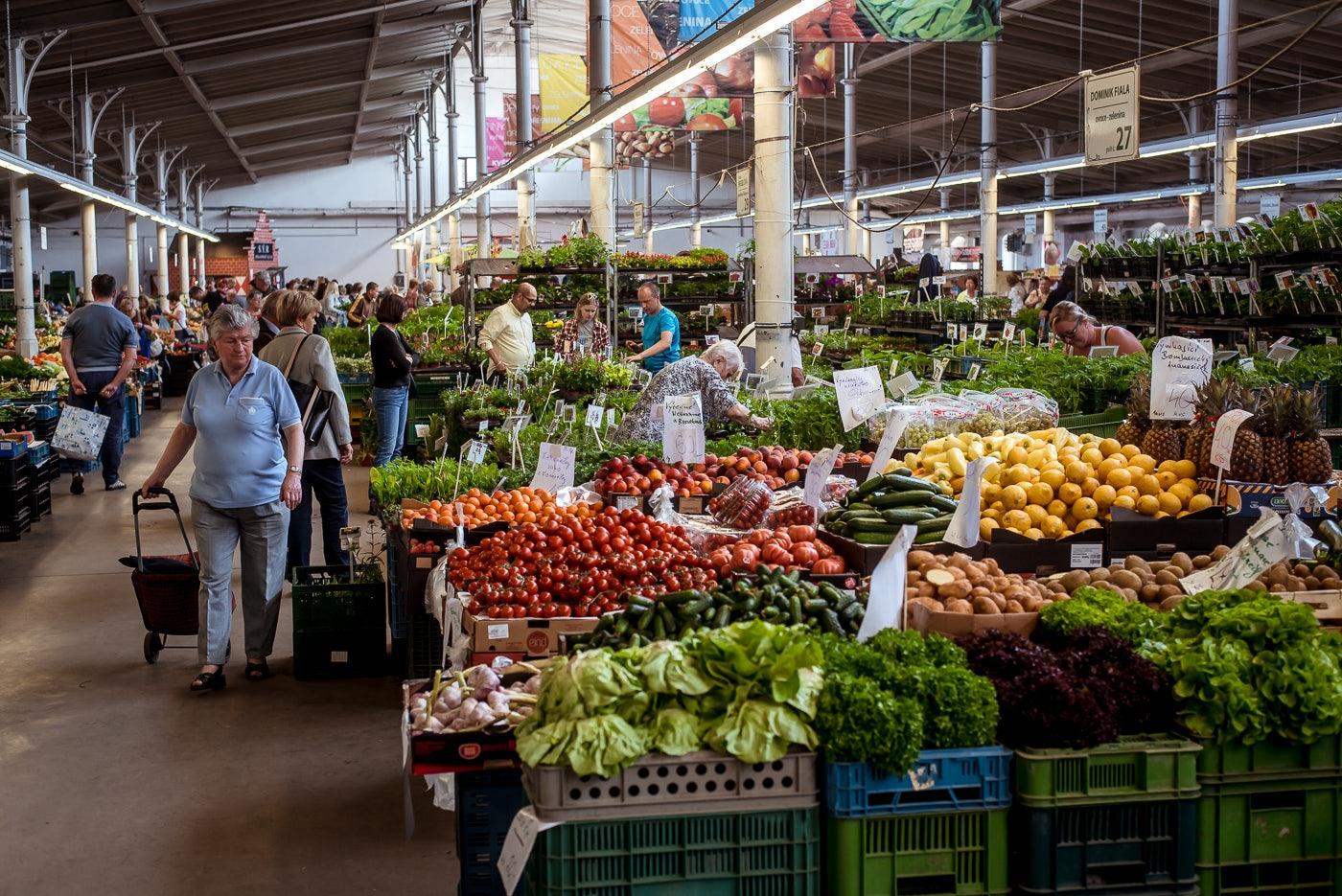 Holešovice Market