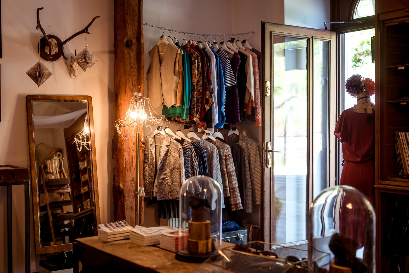 second hand clothes at Boho Vintage