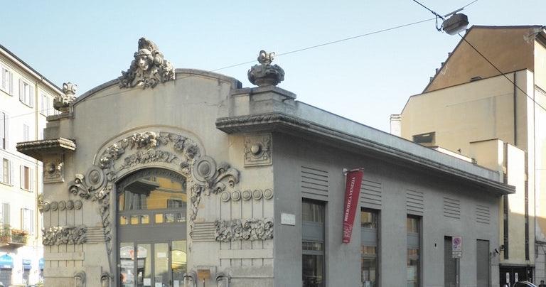 building Biblioteca Venezia