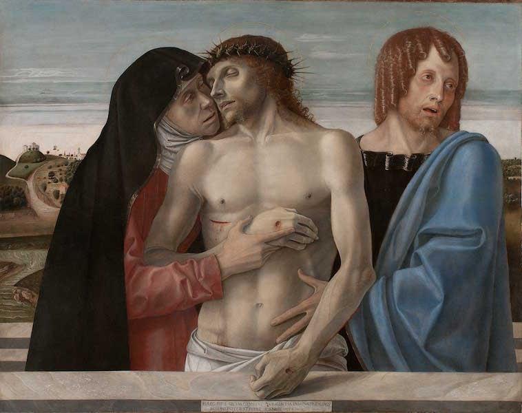 painting Pietà