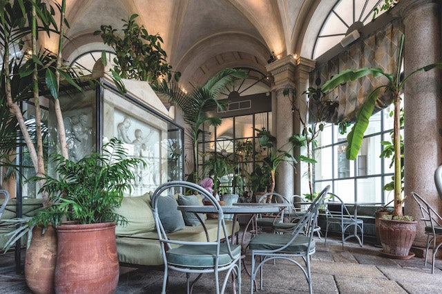 interior Lùbar Milan