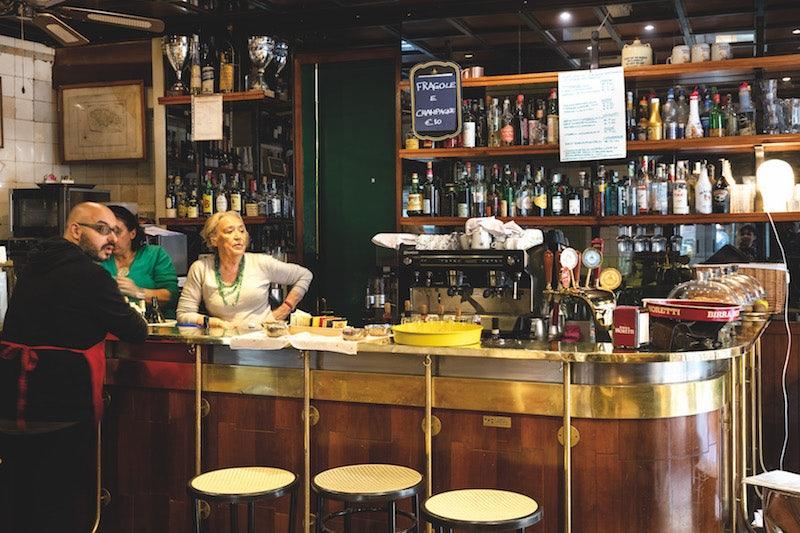 interior Jamaica Bar Milan