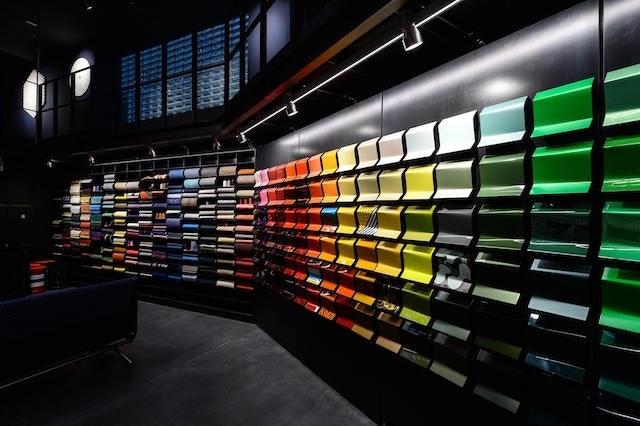 conceptstore Garage Italia