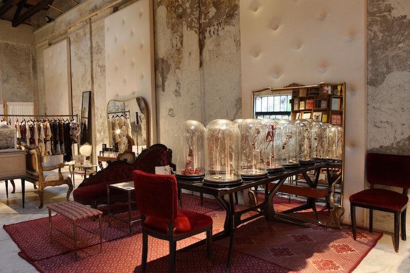 interior Marras Milan