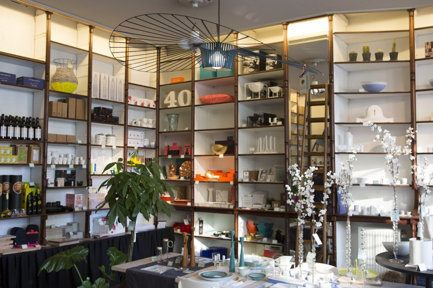 pop-up store Piet Moodshop