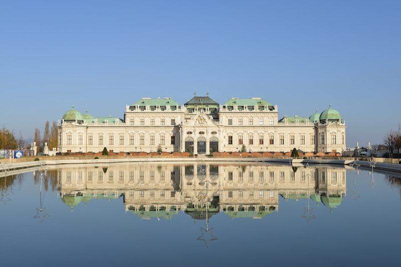 Oberes Belvedere Vienna
