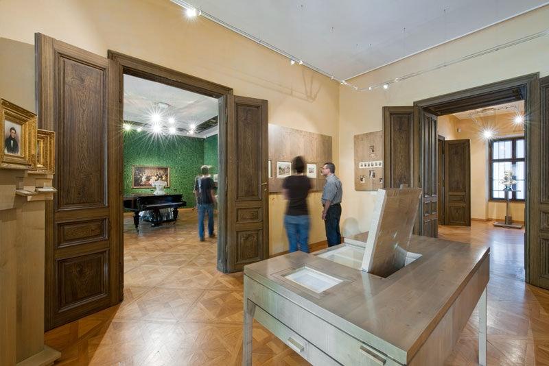 Johan Strauss museum
