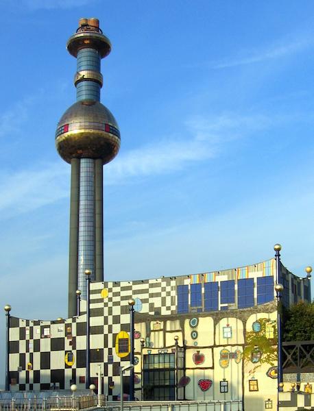 Müllverbrennung Vienna