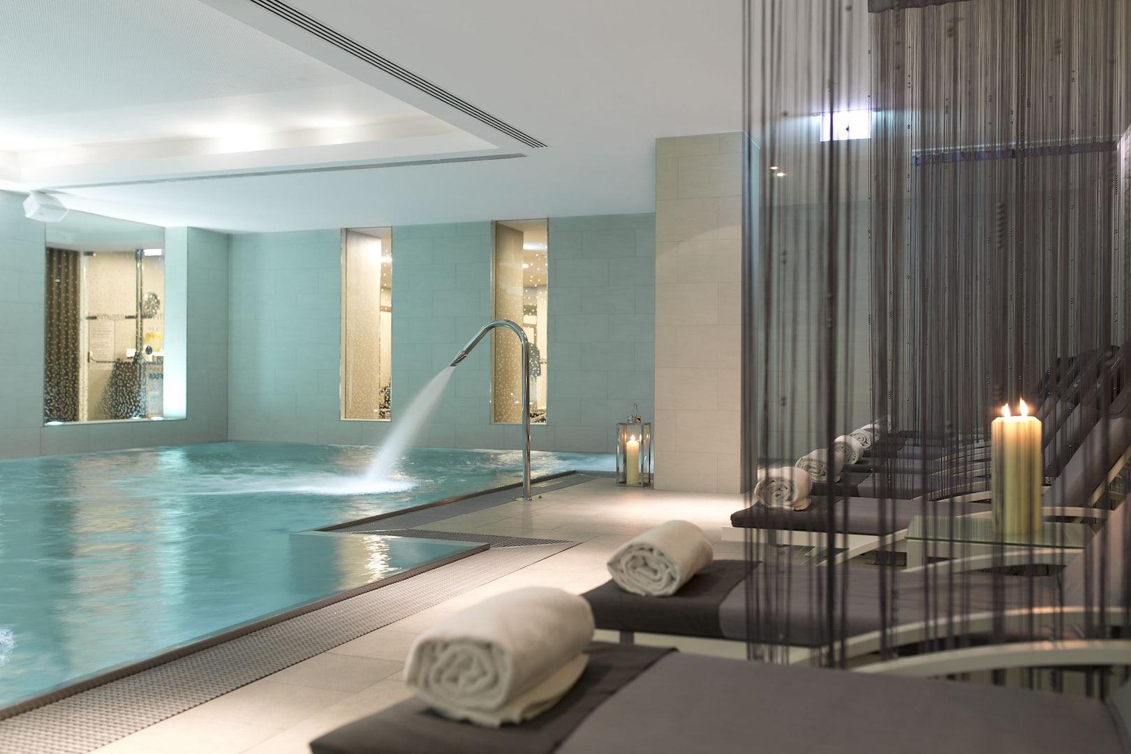 Ritz Carlton Spa Vienna