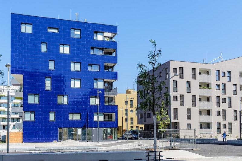 Seestadt Aspern buildings