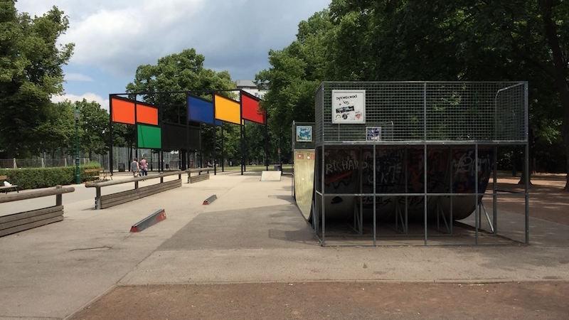 Skateplaza Vienna