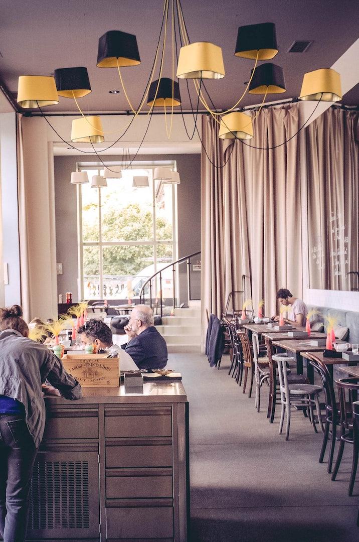 Café Francais Vienna