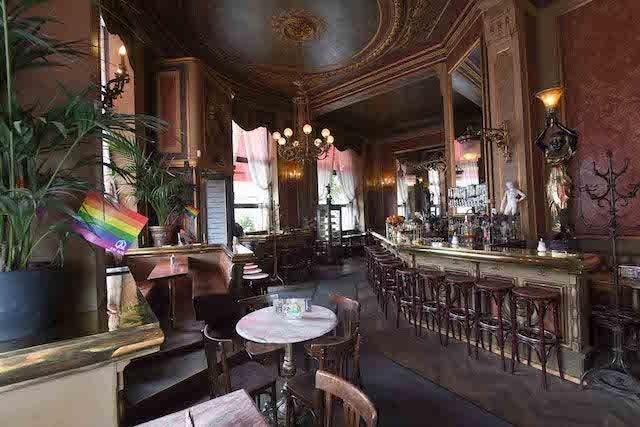 Café Savoy Vienna