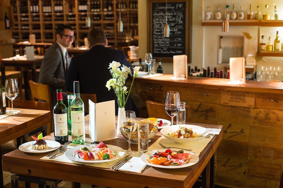 Meinls Weinbar Vienna
