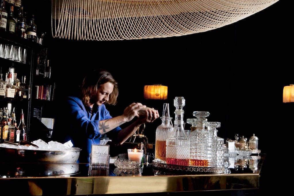 Roberto American Bar Vienna