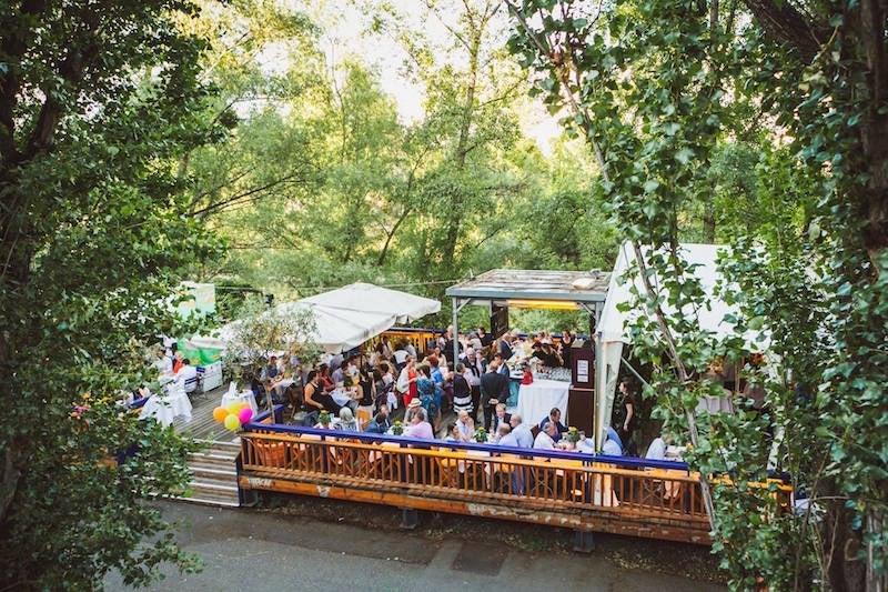 Summerstage Vienna