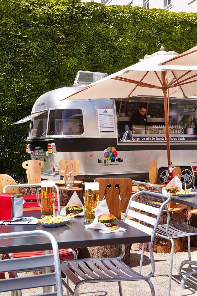 Burger de Ville Vienna