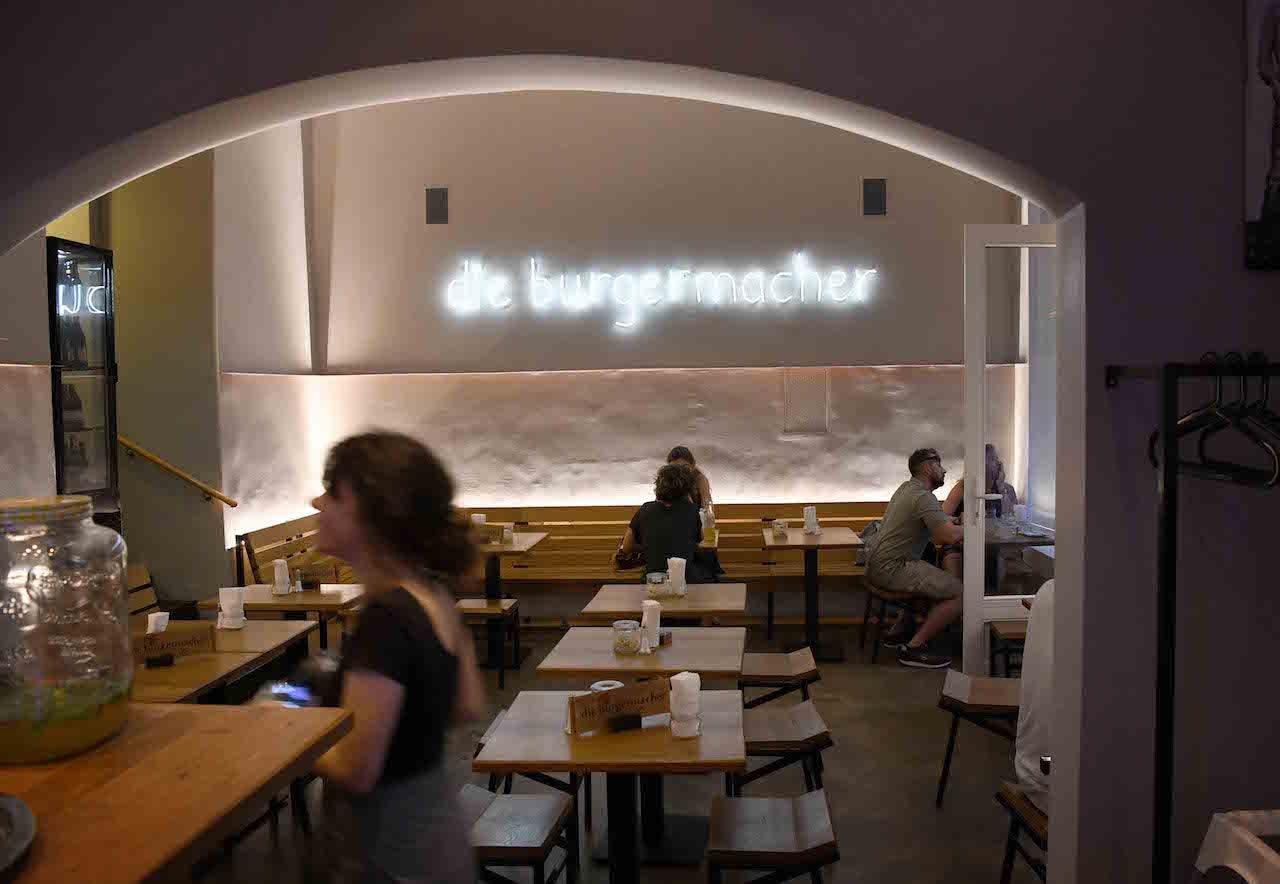 restaurant Die Burgermacher