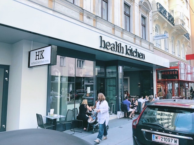 Vienna Health Kitchen