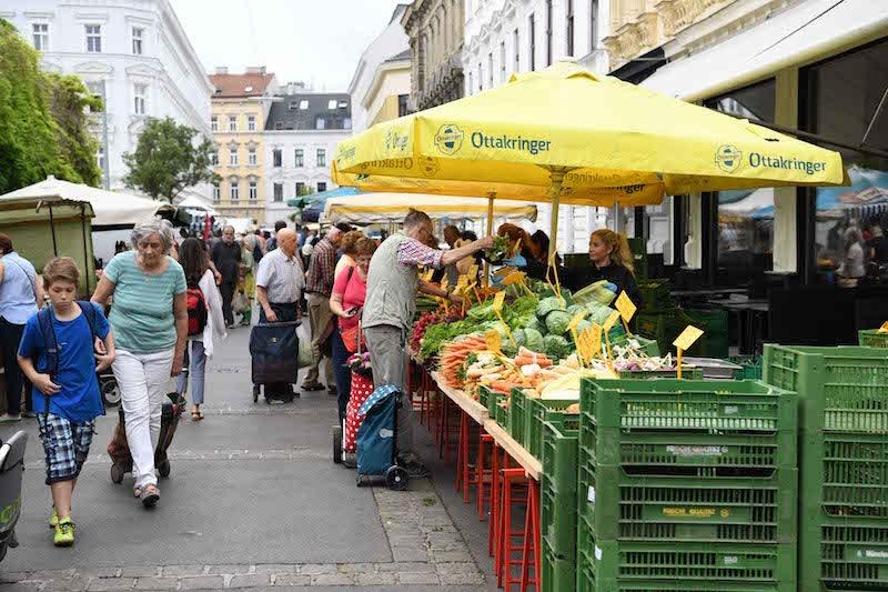 Brunnenmarkt Vienna