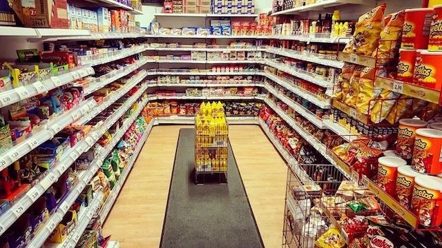 Snack Shop Vienna