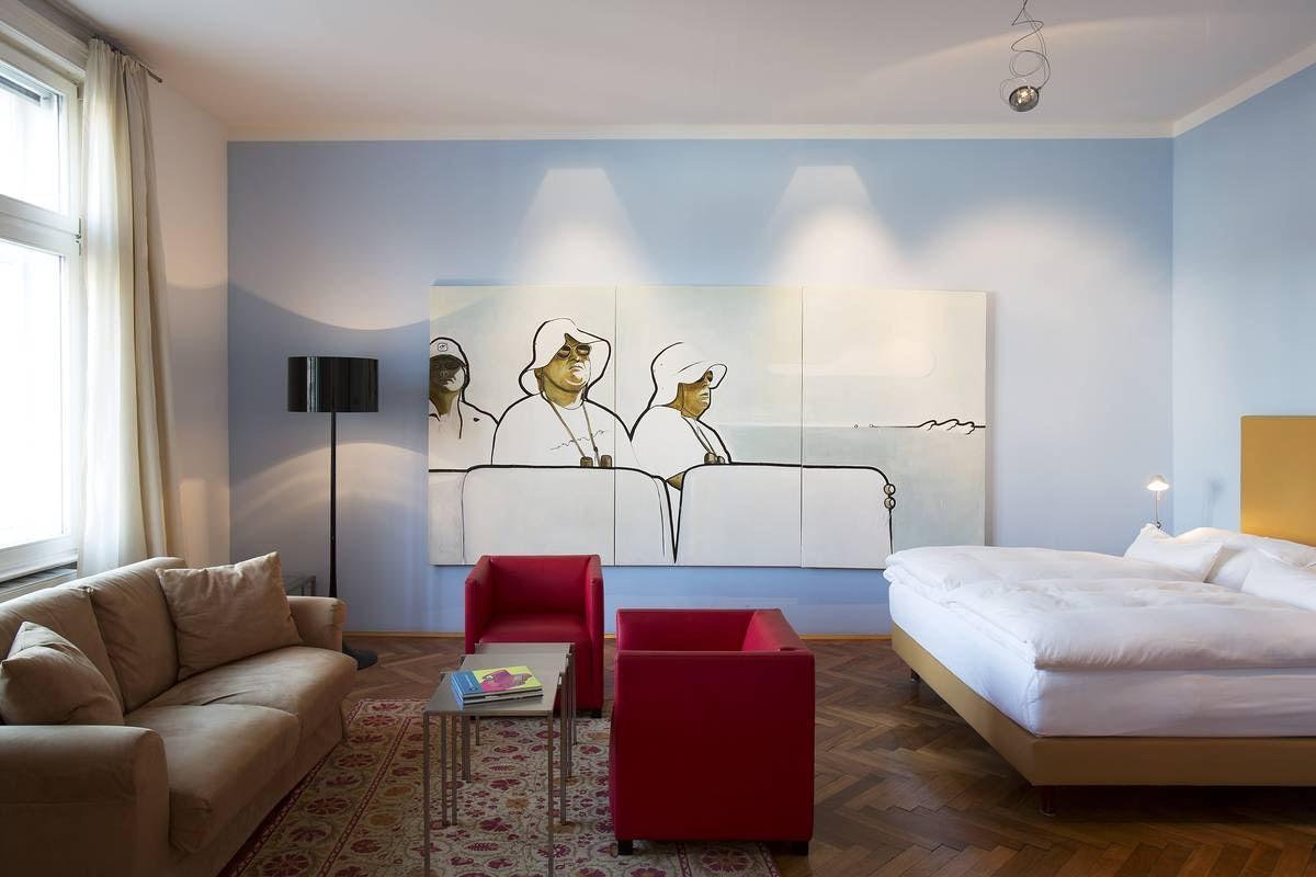 room Altstadt Vienna