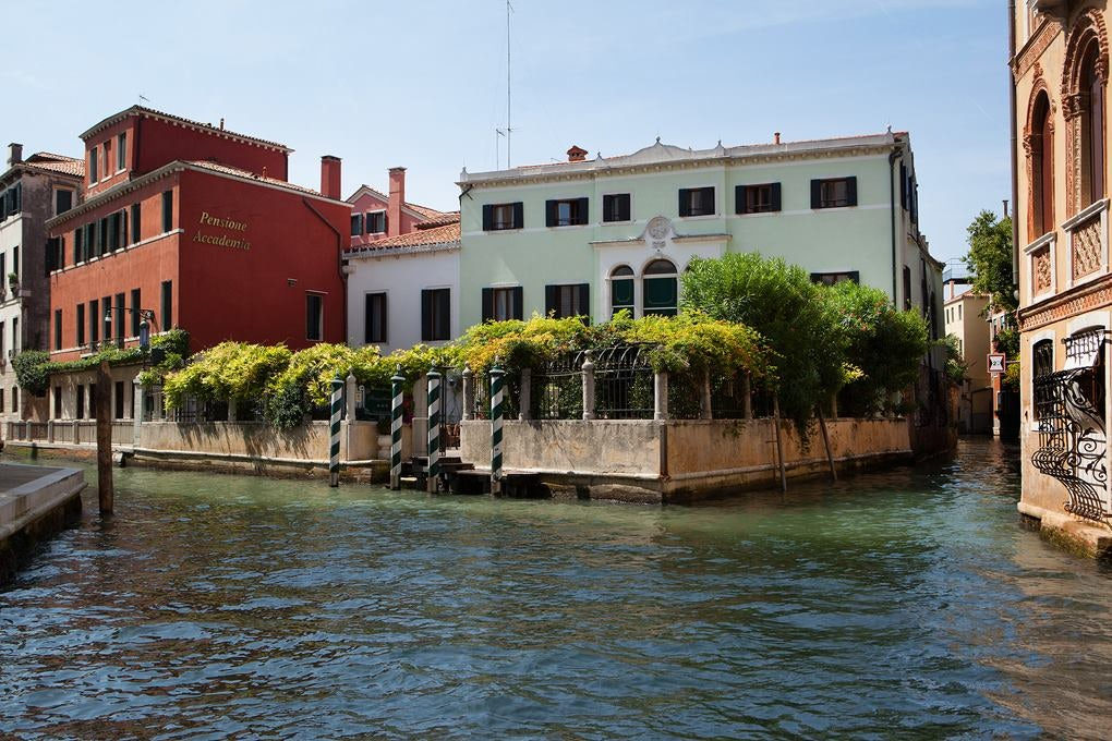 Venice - Pensione Accademia