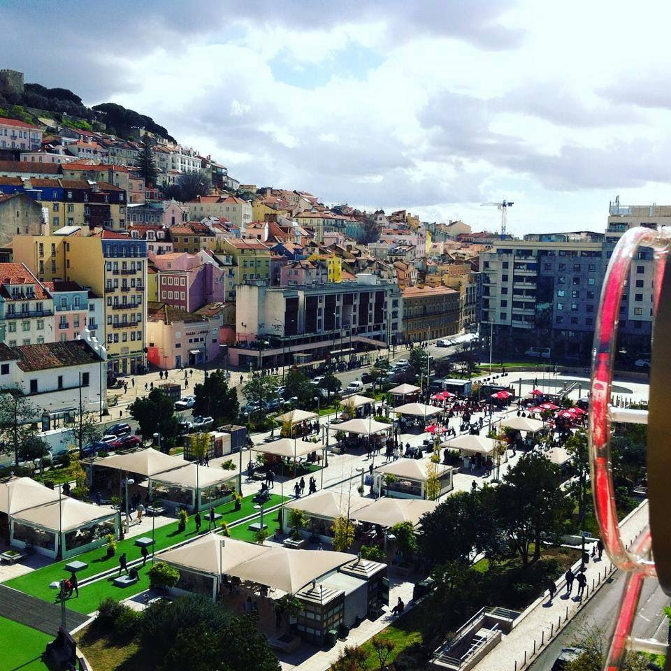 Lisbon - Martim Moniz
