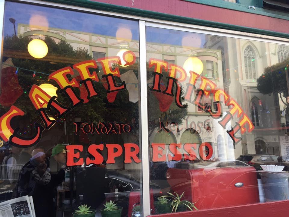 San Francisco - Caffe Trieste