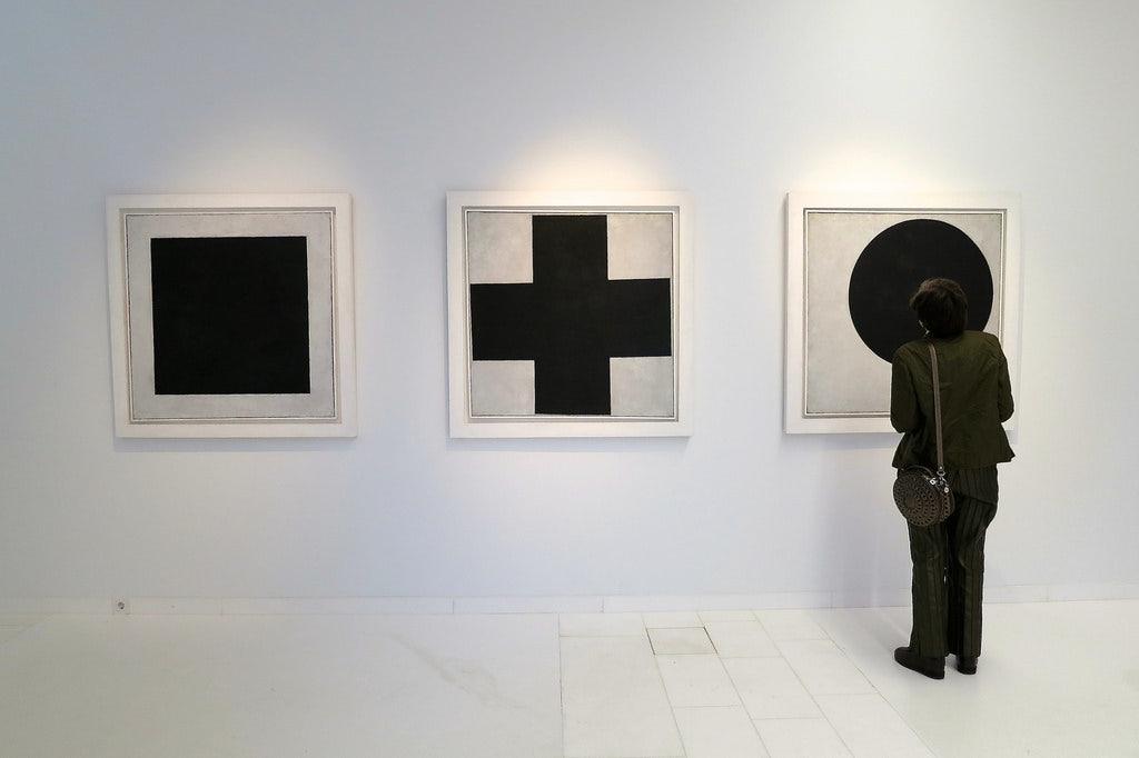 Amsterdam - Kazimir Malevich Collection