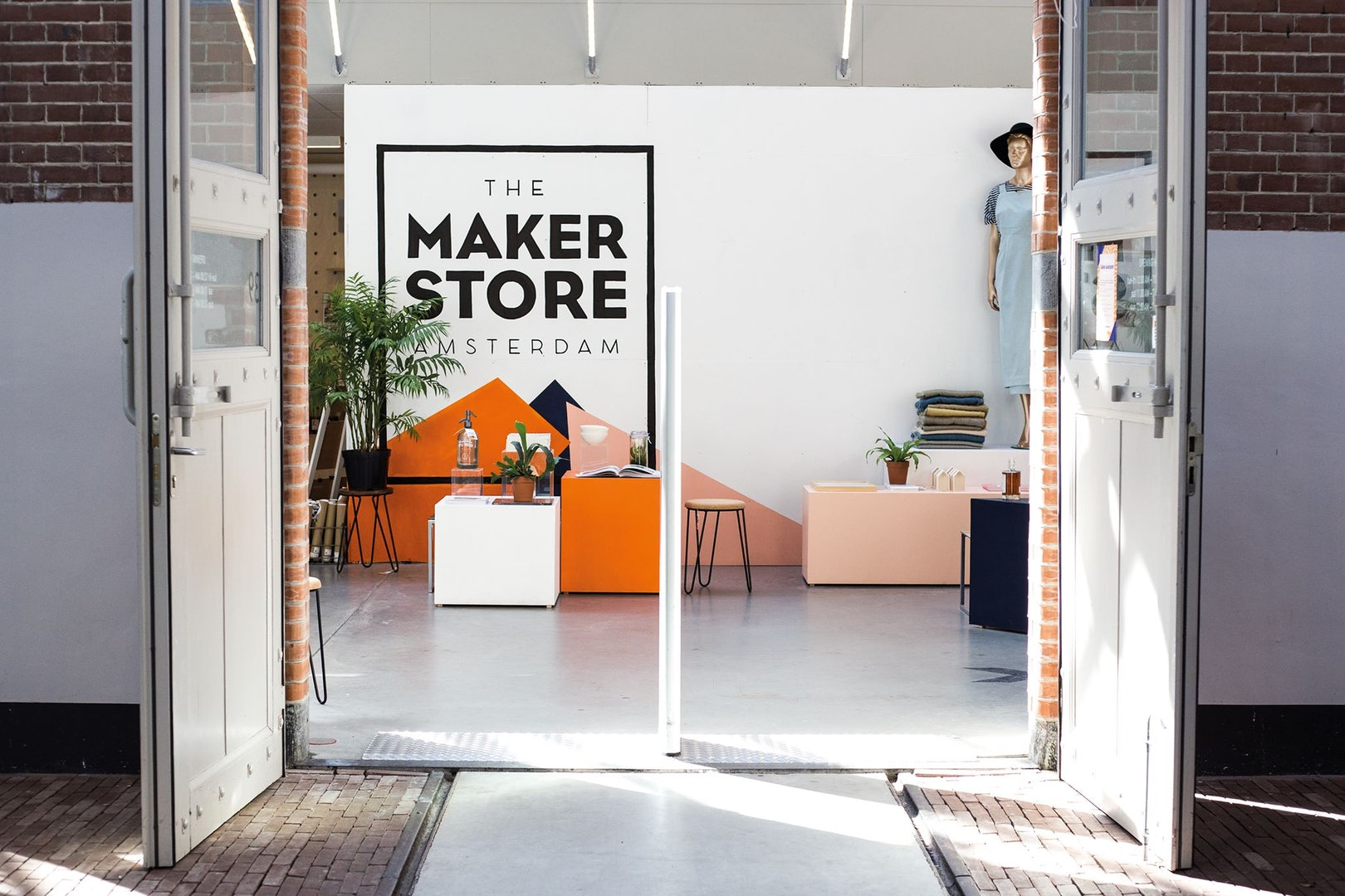 Amsterdam - The Maker Store